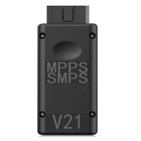 MPPS V21 Master Version MAIN + TRICORE + MULTIBOOT mit Breakout Tricore Cable