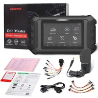 OBDSTAR ODOMASTER for Odometer Adjustment/OBDII and Oil Service Reset Standard Version Get BMT-08 as Gift