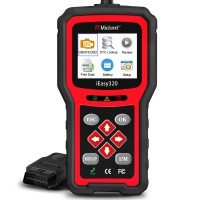 [Cyber Monday] VIDENT iEasy320 OBDII/EOBD+CAN Code Reader