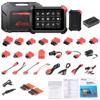 XTool PS90 Tablet Vehicle Diagnostic Tool Support WiFi und Spezial Funktionen
