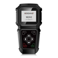 GODIAG M202 Hand-held OBDII Odometer Adjustment Professional Tool für GM Chevrolet Buick