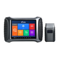 XTOOL A80 H6 Full System OBDII Car Diagnostic Tool Supports Programming/Odometer Adjustment Free Update for One Year
