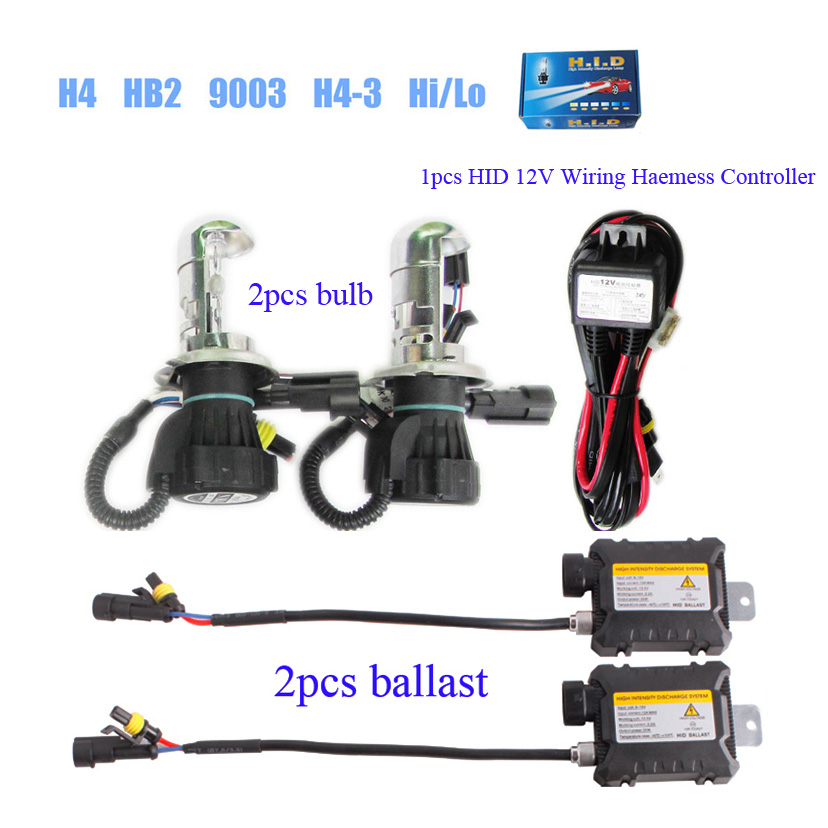 Remarkable Bi Xenon Hid Slim Kit H4 Hb2 9003 9004 Hb1 9007 Hb5 H13 Hi Lo Wiring Digital Resources Operpmognl