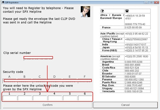 clip registration step 3