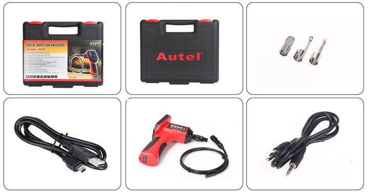 Autel Maxivideo MV208 Digital with 5.5mm camera