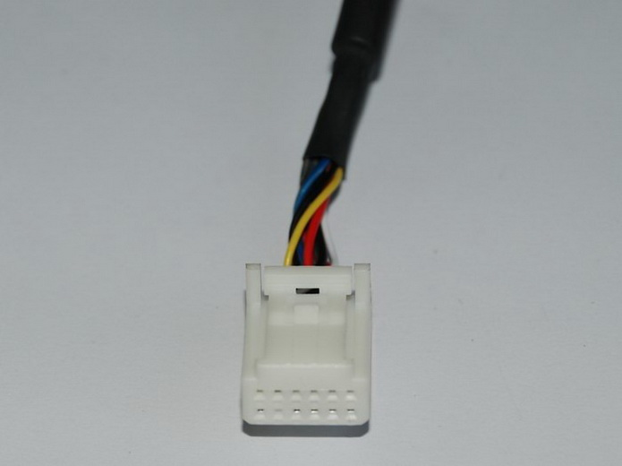 Cable to connect cd changer port