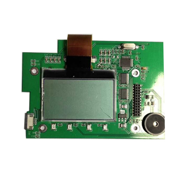 MB SD C4 PCB Display