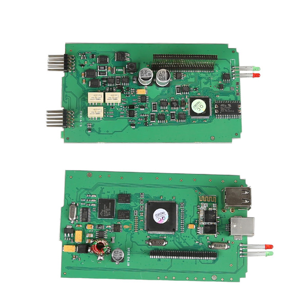 PCB Display for Renault can clip