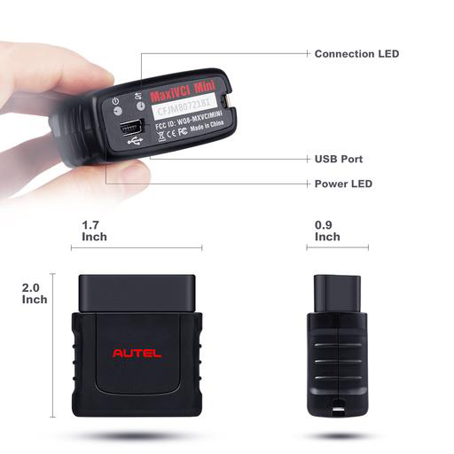 obd2 scan tool with abs