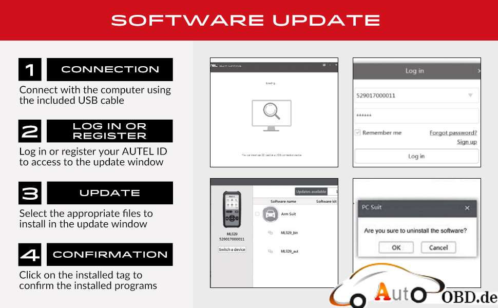 How to Update Software?