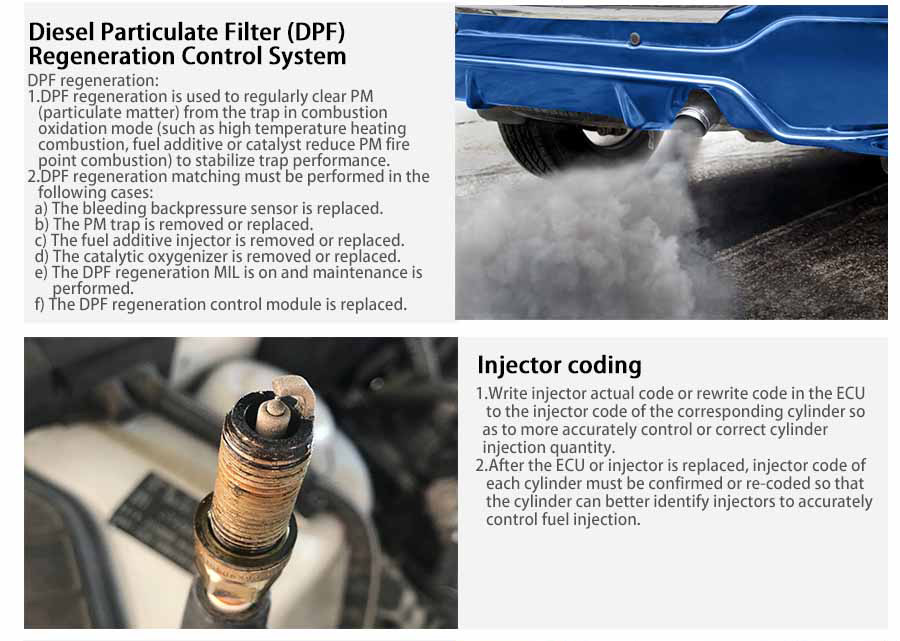 Diesel Particulate Filter (DPF) Regeneration Control System