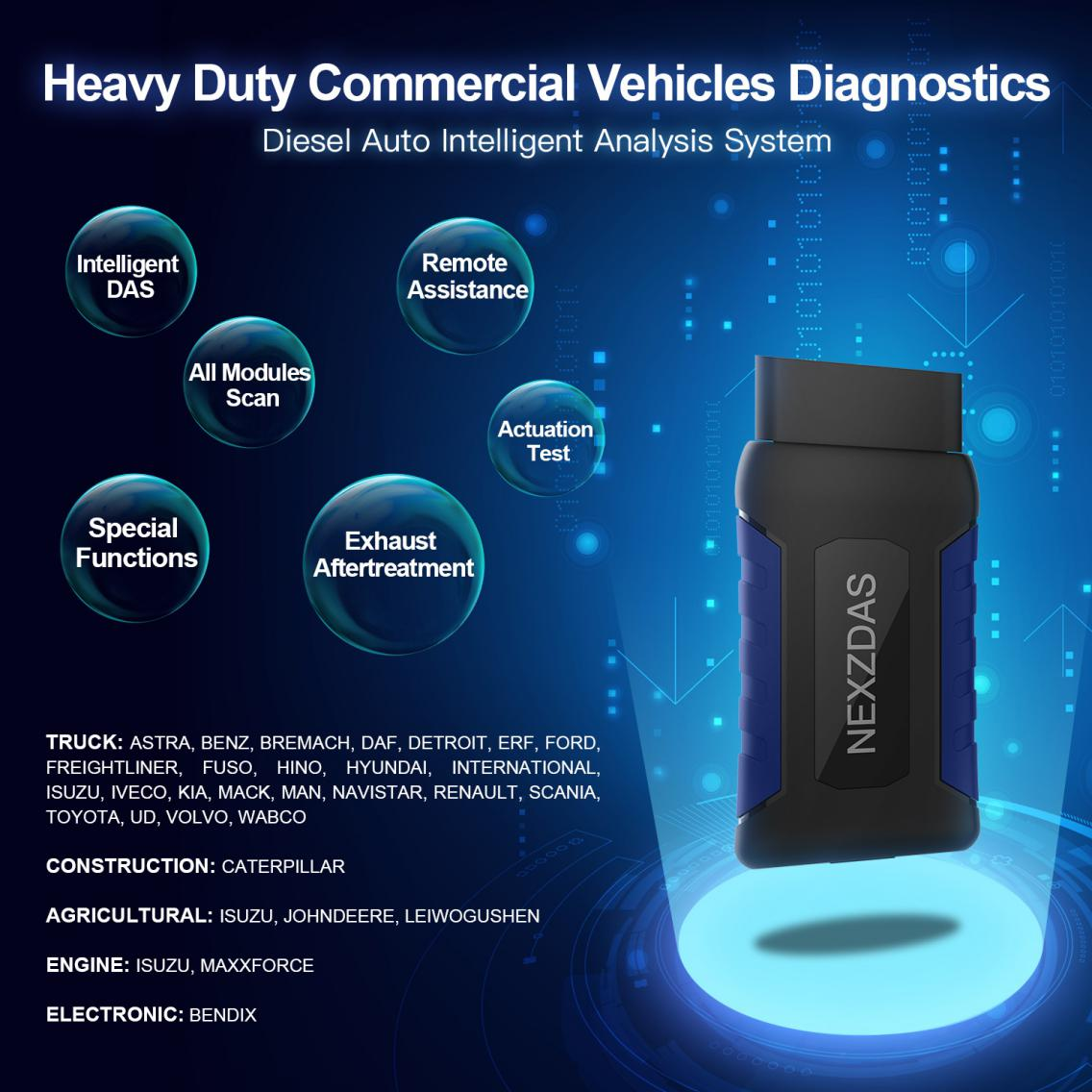 heavy duty diagnostics